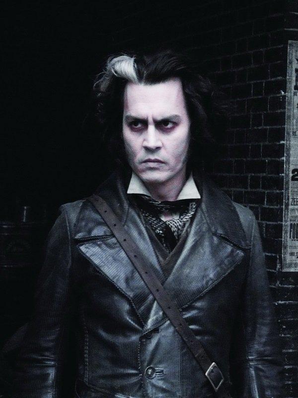 Johnny Depp Sweeney Todd Coat For Halloween