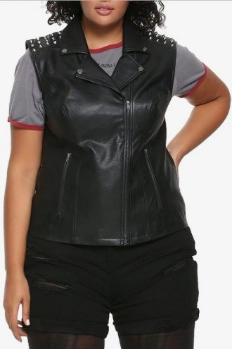 South Side Serpents Riverdale Leather Vest