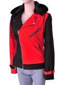 Harley Quinn Suicide Squad Hoodie Jacket