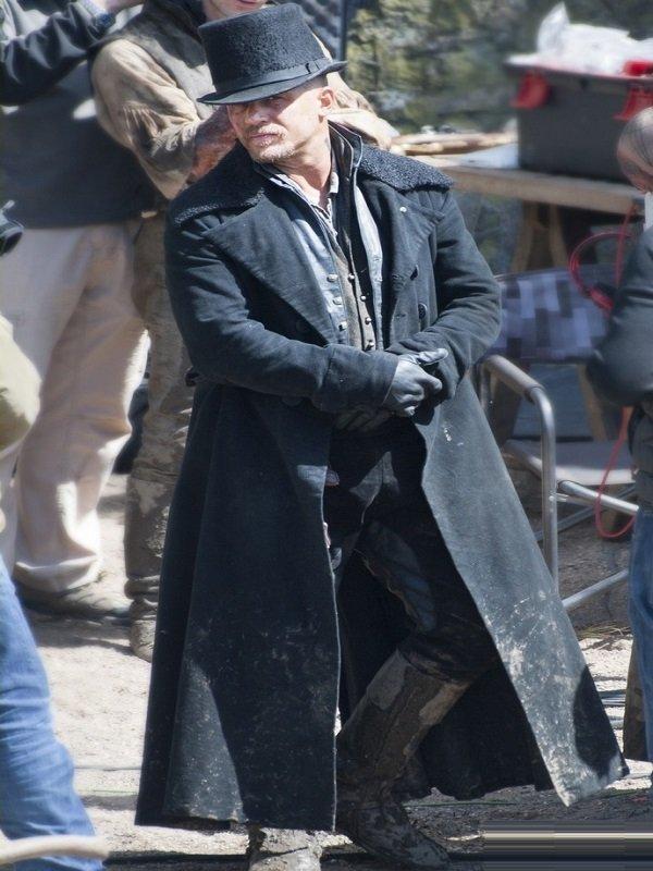 Tom Hardy Taboo Tv Series Coat