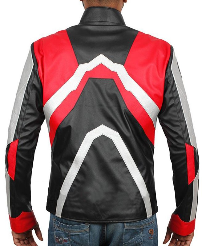 Avengers Endgame Quantum Costume Jacket
