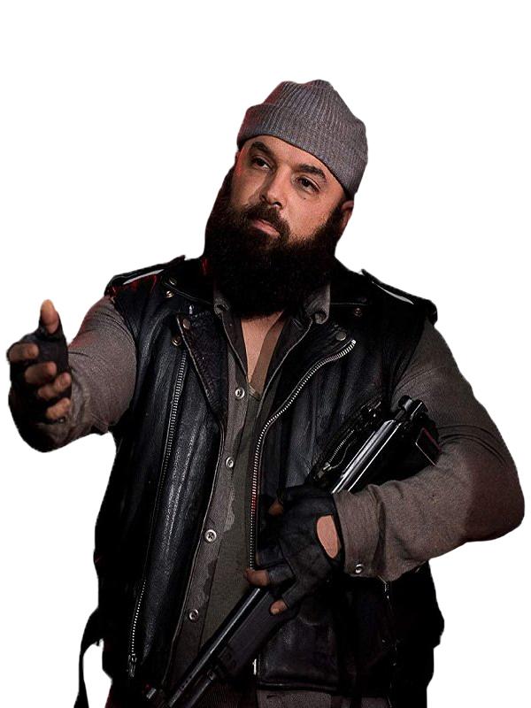 arlos-Aviles-Walking-Dead-Leather-Vest