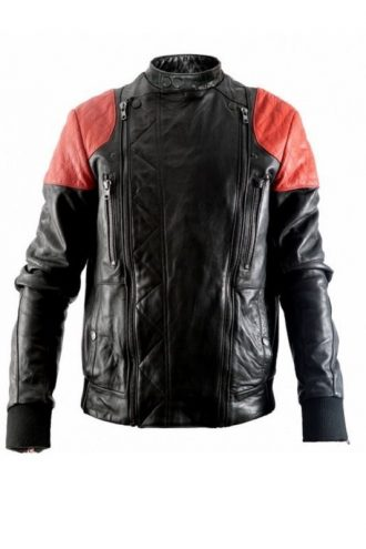American Television Host Conan O'Brien Leather Jacket