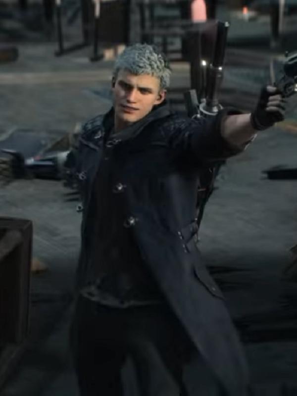 Devil May Cry V Nero Coat