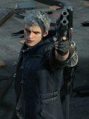 Capcom Devil May Cry 5 Nero Leather Coat