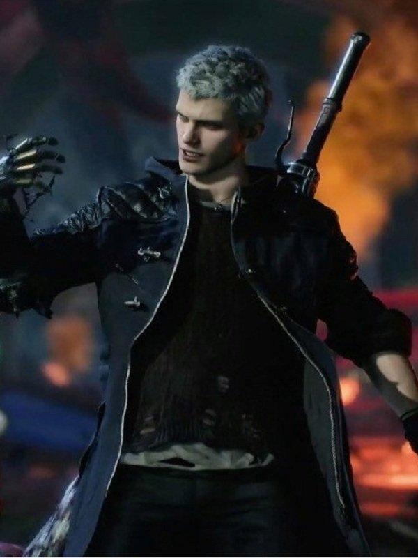 Capcom Devil May Cry 5 Nero Costume Coat