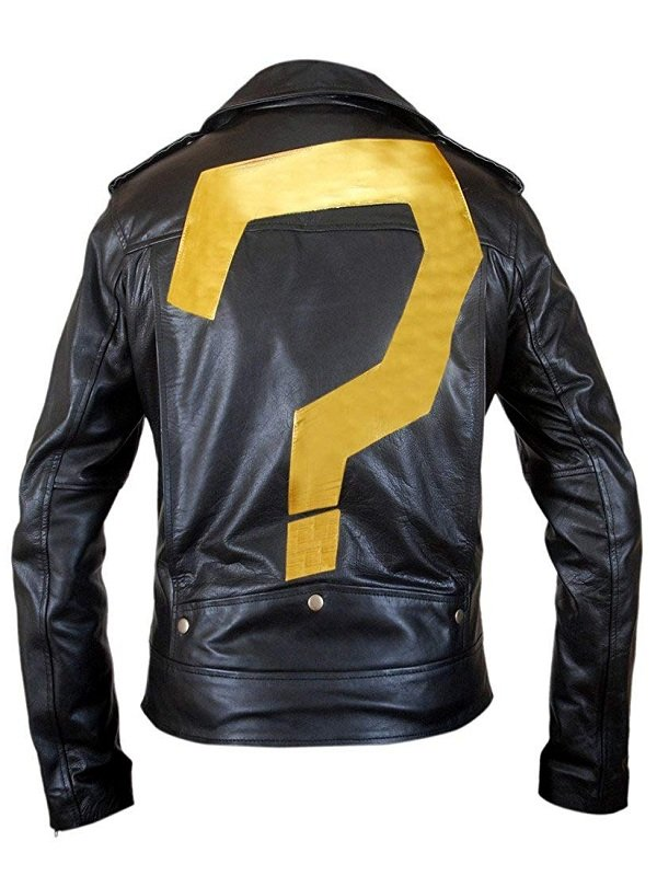 Kevin Hart What Now Cropped Leather Jacket