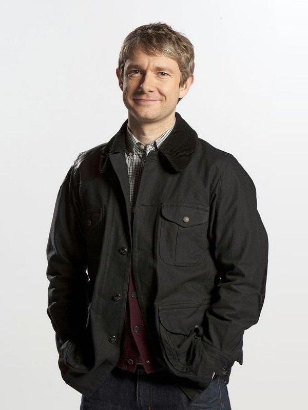 Sherlock Dr John Watson Jacket