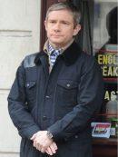 Martin Freeman Sherlock Jacket