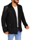 Sherlock Dr John Watson Cotton Black Jacket