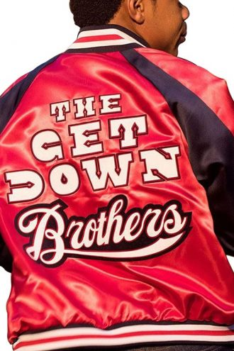 Dizzee The Get Down Brothers Bomber Jacket