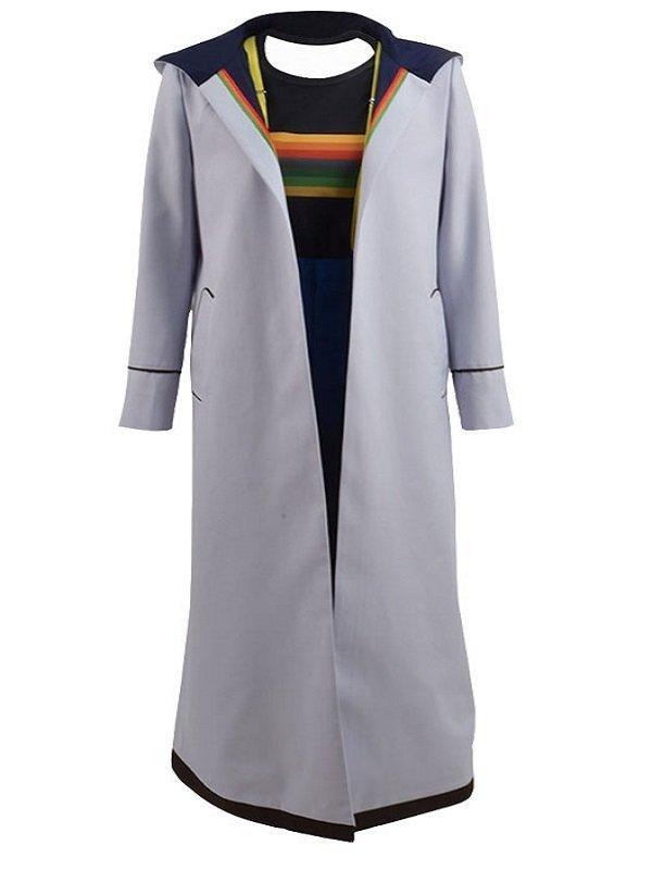 Jodie Whittaker 13th Doctor Long Coat