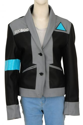 Detroit Become Human Kara Cosplay Jacket