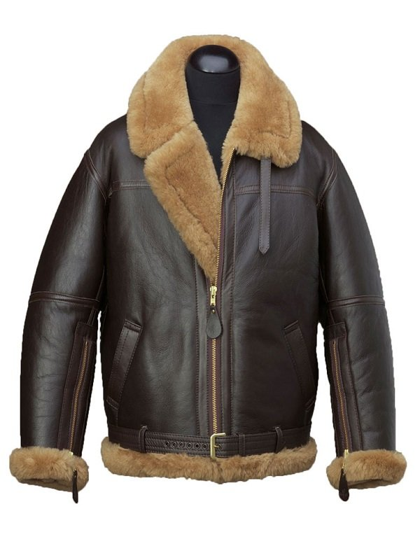 Justice League Aquaman Shearling Jacket