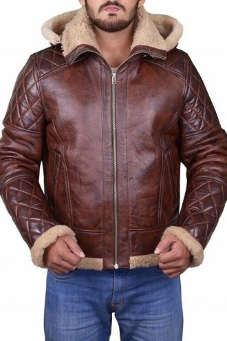 Men's B3 Bomber Diamond Quilted Jacket