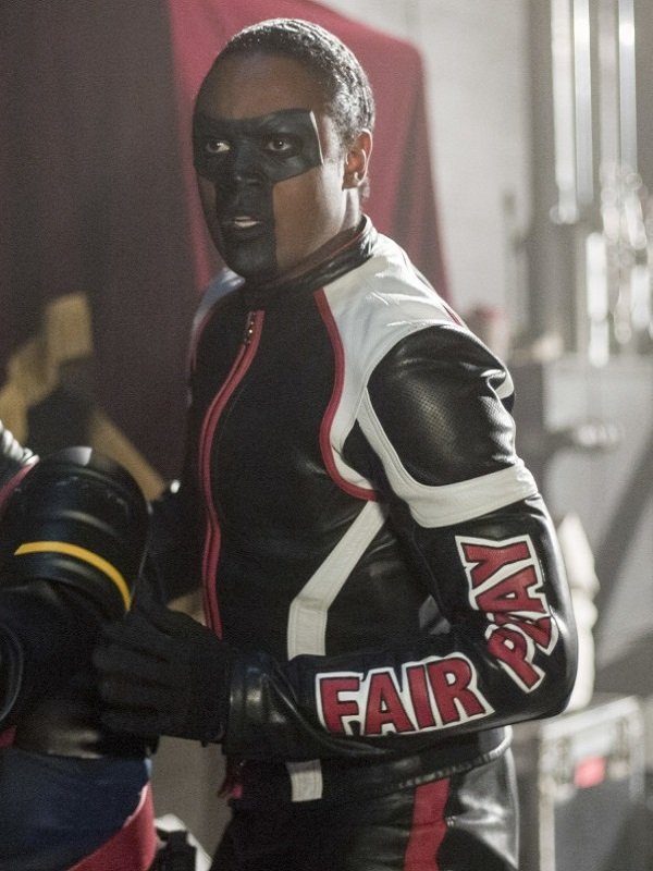 Arrow Season 5 Mister Terrific Cosplay Jacket