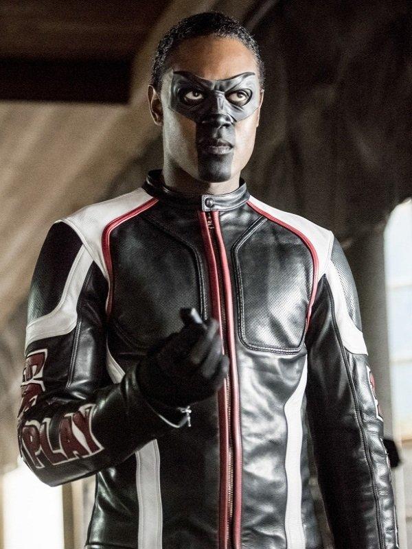Arrow S5 Echo Kellum Mister Terrific Jacket