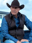 Kevin Costner Yellowstone Cotton Vest