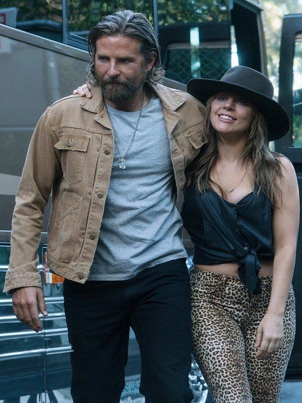 Bradley Cooper Jackson Maine Jacket