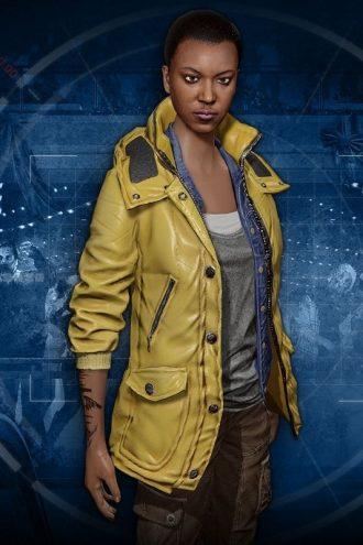 Video Game Dead Rising 4 Kylie Jane Hammond Jacket