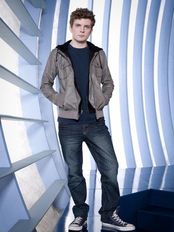 TV Series Continuum Alec Sadler Jacket