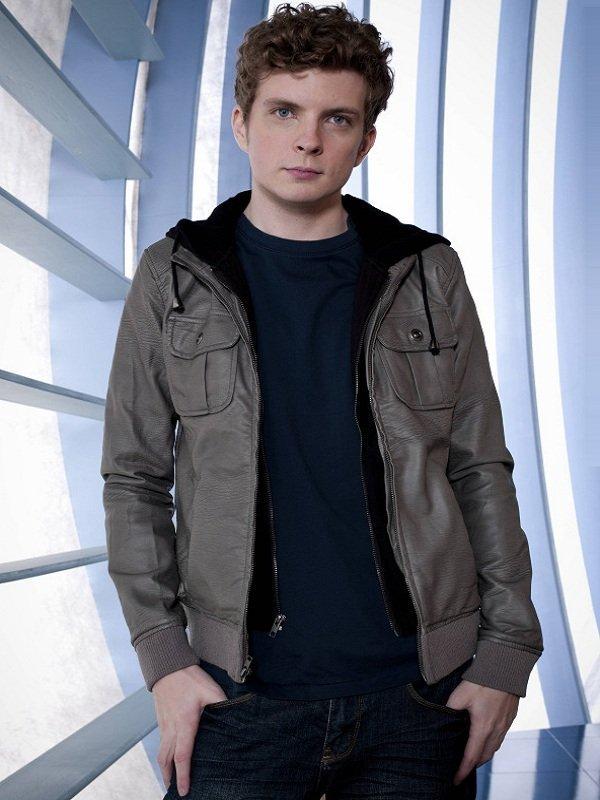 TV Drama Continuum Alec Sadler Leather Jacket