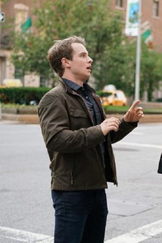 Time After Time Freddie Stroma Jacket