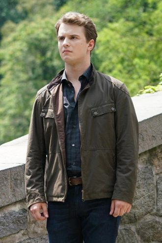 Freddie Stroma Time After Time Stylish Jacket