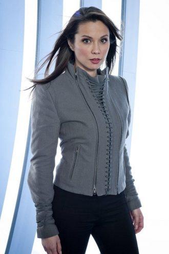 Lexa Doig Continuum Series Fleece Jacket