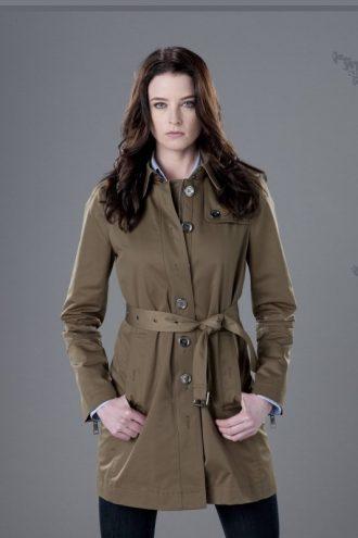 Continuum Rachel Nichols Coat