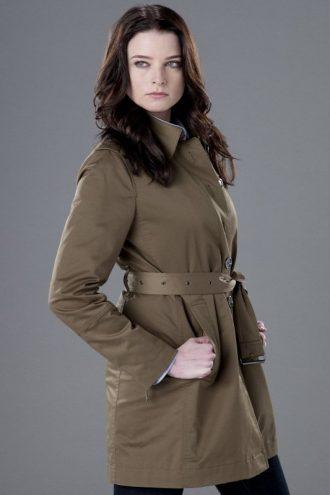 Continuum Kiera Cameron Cotton Coat