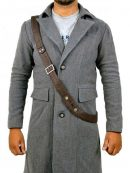 Action Role Playing Game Bloodborne Hunter Trench Coat