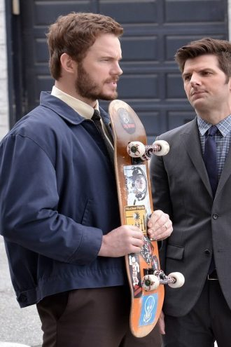 Chris Pratt Parks and Recreation Andy Dwyer Jacket