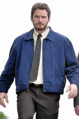 Parks and Recreation Andy Dwyer Cotton Blue Jacket