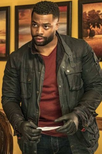 LaRoyce Hawkins Chicago PD Kevin Atwater Jacket