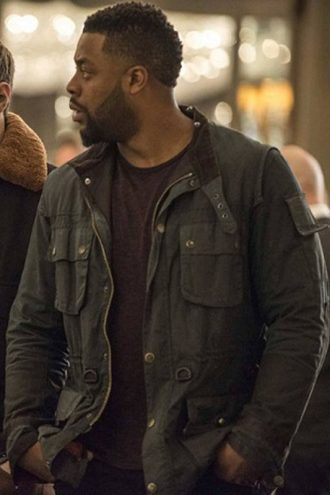 Chicago PD Kevin Atwater Jacket