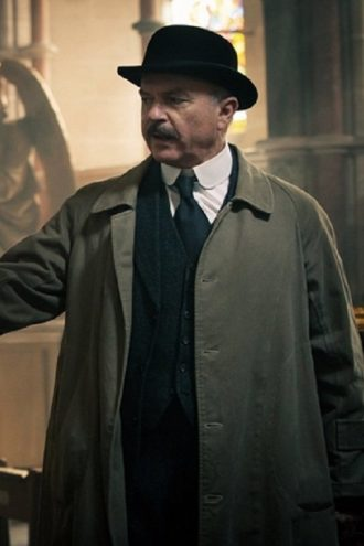 Inspector Chester Campbell Peaky Blinders Coat