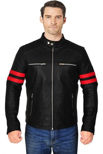 Biker Leather Jackets, Unique Style