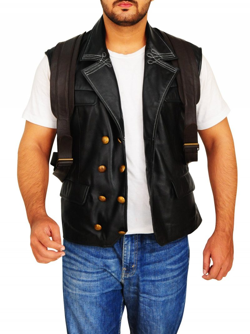 Bioshock Infinite Booker DeWitt Vest And Holster