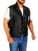 Bioshock Infinite Booker DeWitt Leather Vest
