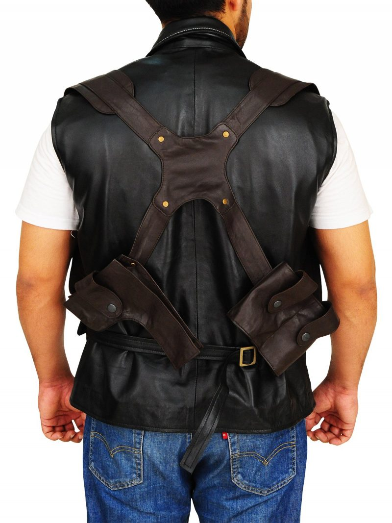 Video Game Booker DeWitt BioShock Infinite Vest