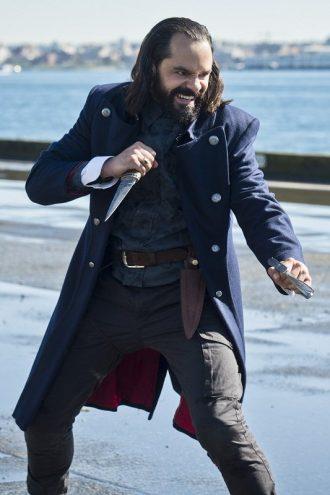 Legends of Tomorrow Vandal Savage Long Coat
