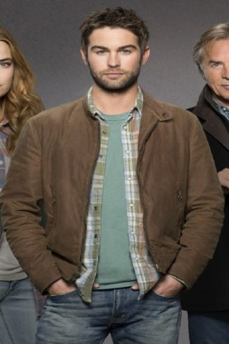 Chace Crawford Blood & Oil Billy LeFever Jacket