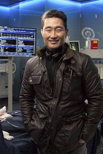 Daniel Dae Kim Leather Jacket