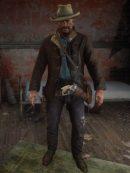 Dutch van der Linde Console Game Red Dead 2 Jacket