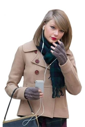 Taylor Swift NYC Shopping Jacket