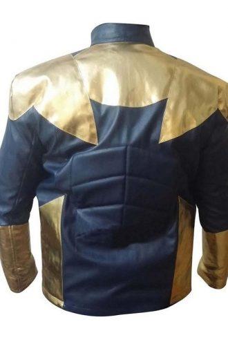 Eric Martsolf Smallville Booster Gold Jacket