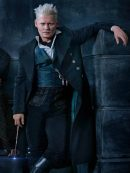 The Crimes of Grindelwald Cosplay Coat