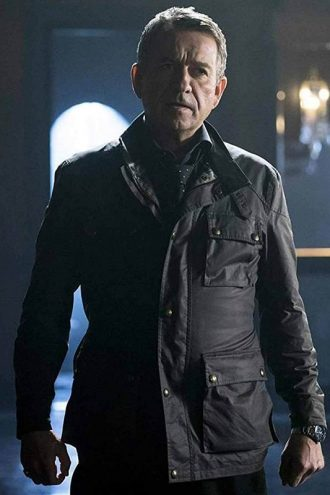 Sean Pertwee Gotham Alfred Pennyworth Jacket