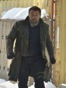 Joshua Nolan Defiance S3 Stylish Brown Coat